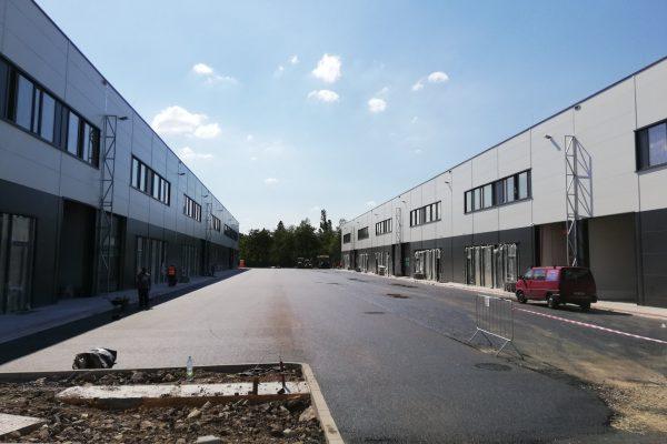 Foto se stavby